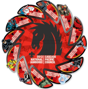 2013 Jamboree Patch Set