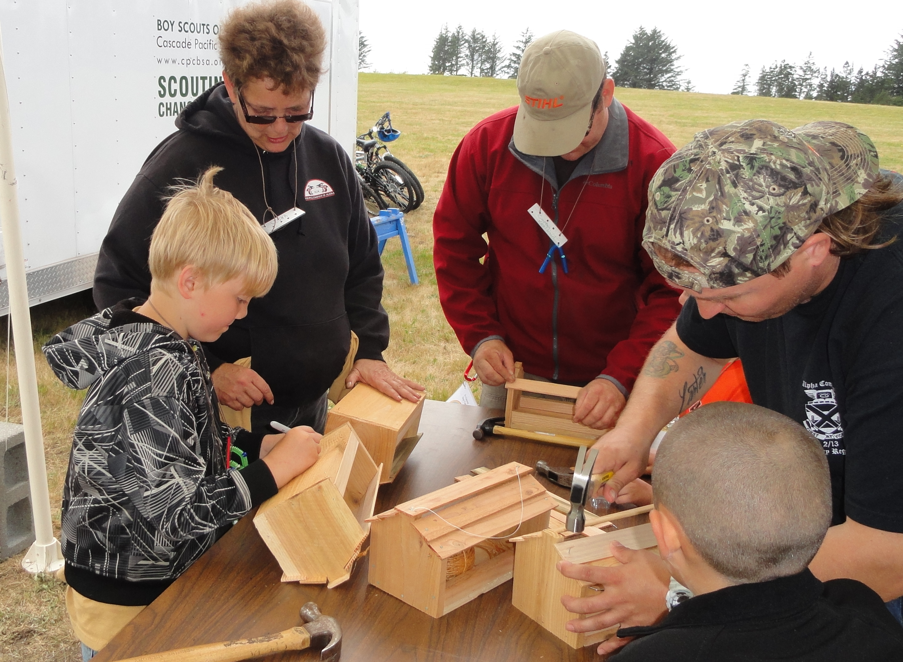 Diy Woodworking Projects For Cub Scouts