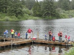 Fort Clatsop Day Camp Fishing